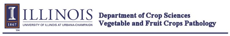 Vegetable and Fruit Crops Pathology, University of Illinois